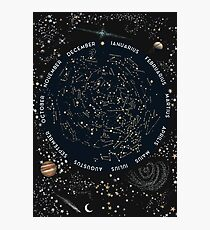 Come with me to see the stars Photographic Print