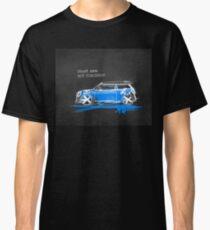 Scribble mini car Classic T-Shirt