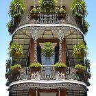 NEW ORLEANS Balcony by FieryFinn77
