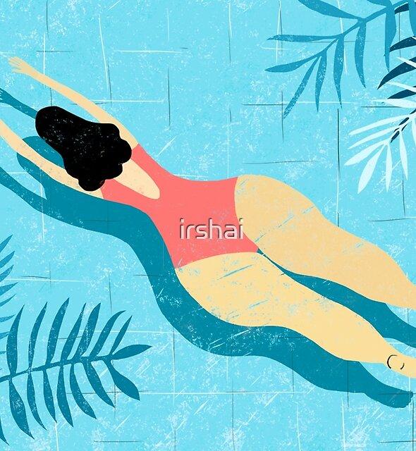 Summer day by irshai