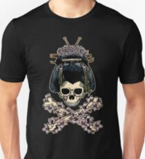 Geisha Jolly Roger T-Shirt