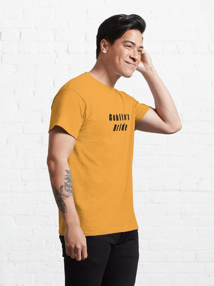 Alternate view of Goblin's Bride Classic T-Shirt