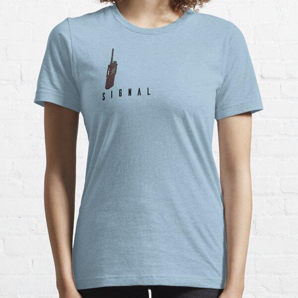 Signal Walkie Talkie Design Essential T-Shirt