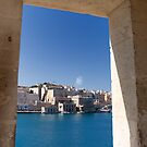 Gun Salute from Valletta by Kasia-D