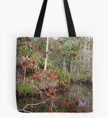 Last Remnants of Fall Tote Bag