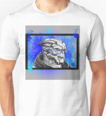 Garrus Vakarian: Mass Effect (Blue) T-Shirt