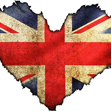 British Heart by Tina-Maria
