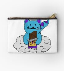 space kitten with cosmic crunch Studio Pouch