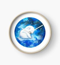 Baby Polar Bear Dream Clock