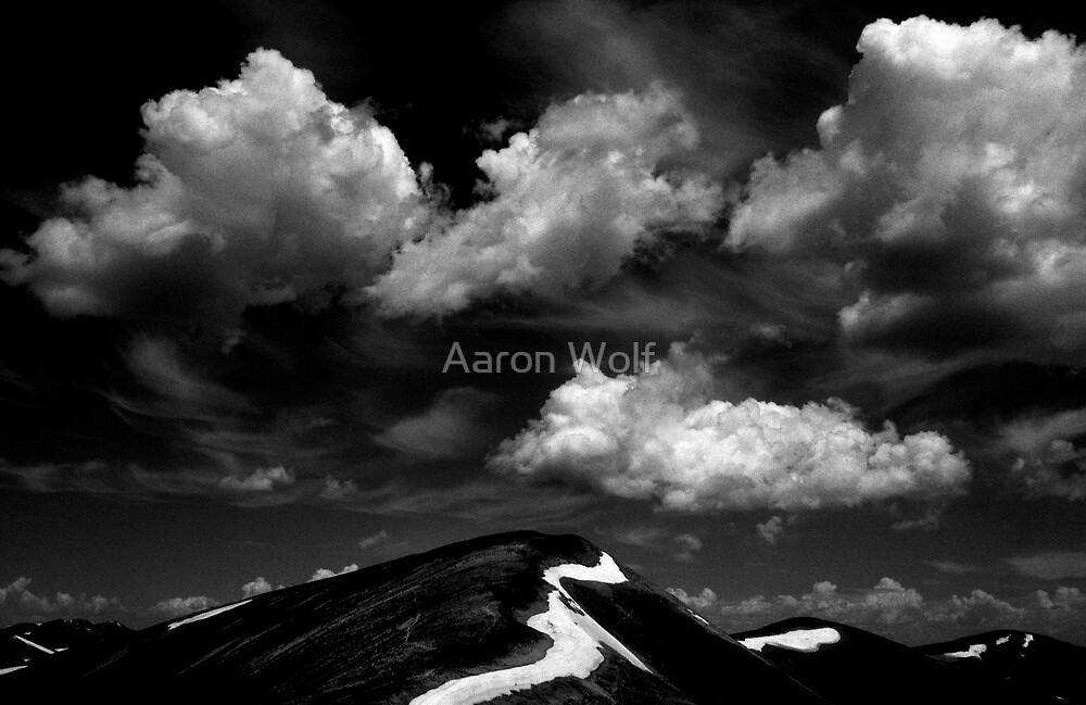 Continental Divide by Aaron Wolf