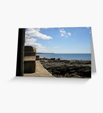 Porthleven Greeting Card