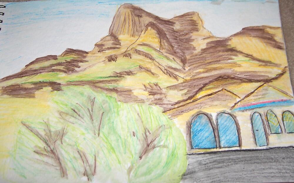 Phoenix to Bisbee III by Argetlam