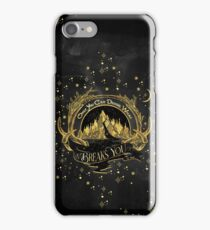 ACOWAR - Breaks You iPhone Case/Skin