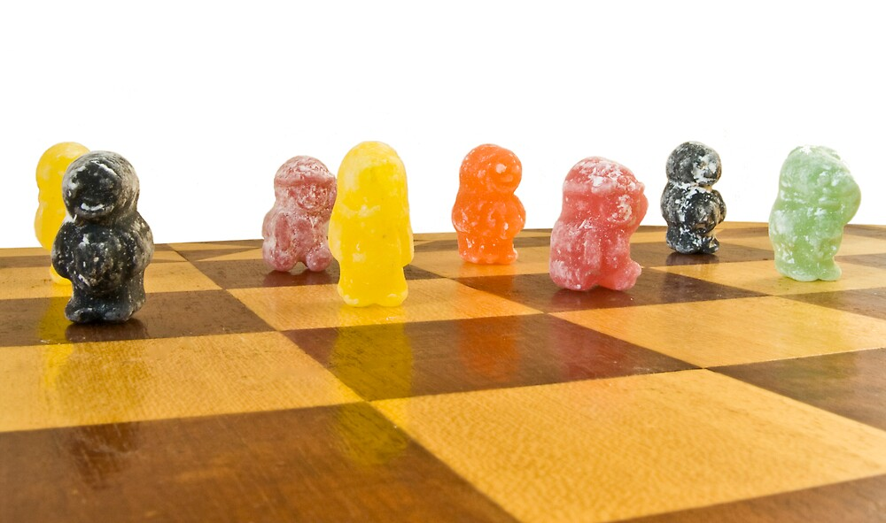 Jelly chess by rabidbadger