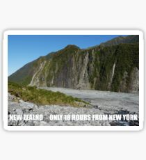NEW ZEALAND- ONLY 18 HOURS Sticker