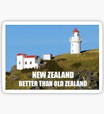 NEW ZEALAND- BETTER Sticker