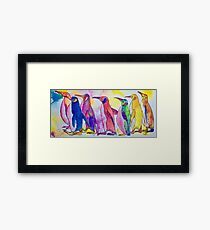 There is a cake in the kitchen Framed Print