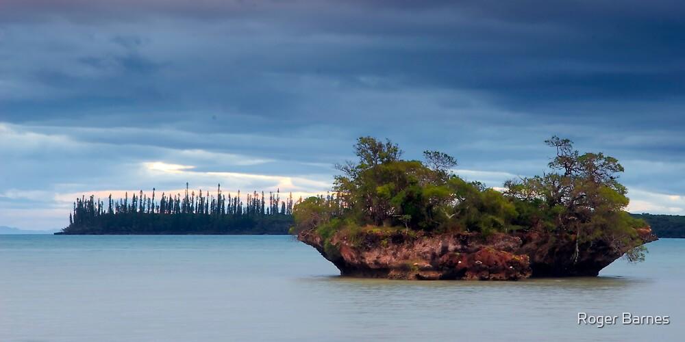 Isle de Pins, New Caledonia by Roger Barnes