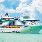 Royal Caribbean Cruise Ship by Webitect