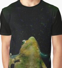 Frog Out of Water Graphic T-Shirt
