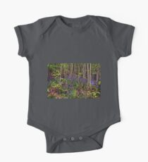 Bluebell Wood One Piece - Short Sleeve