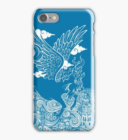 The Last Day of Pegasus iPhone Case/Skin