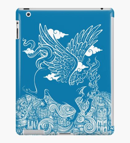 The Last Day of Pegasus iPad Case/Skin