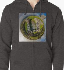 O'Brien Fort Inisheer, Aran Islands, Ireland Zipped Hoodie