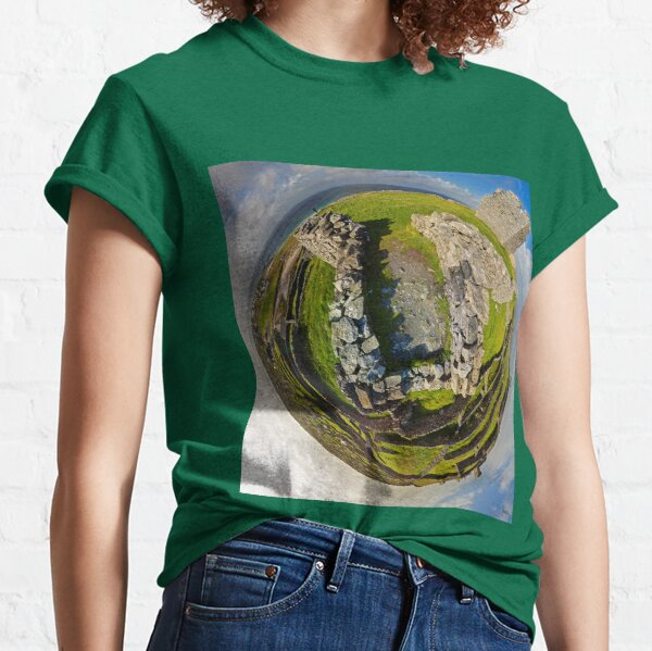 O'Brien Fort Inisheer, Aran Islands, Ireland Classic T-Shirt