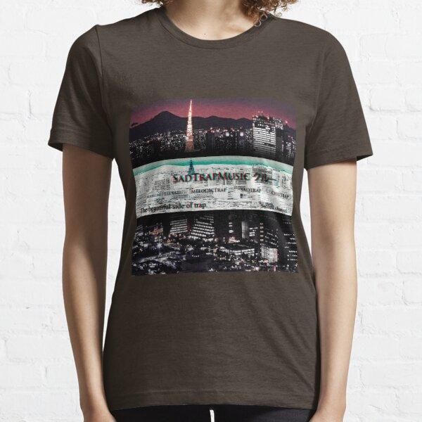 SADTRAPMUSIC CITY Essential T-Shirt