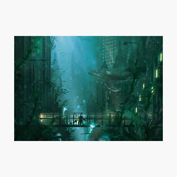 Rapture Walk  Photographic Print