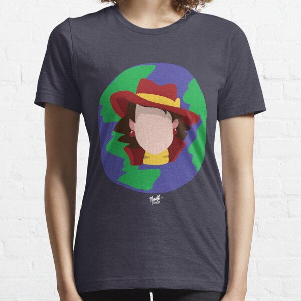 Where In The World Is? Essential T-Shirt