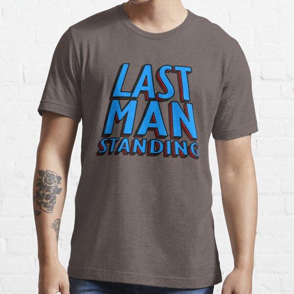 Last Man Standing (blue) Essential T-Shirt
