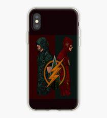 Flash Arrow row iPhone Case