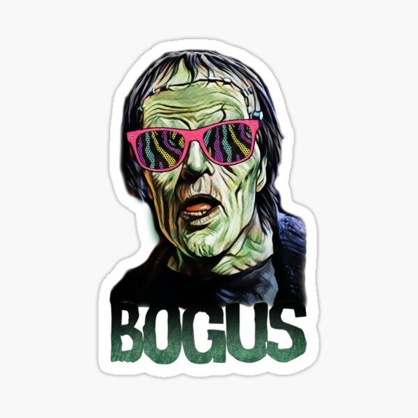 Bogus Sticker