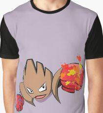Hitmonchan Pokémon Graphic T-Shirt