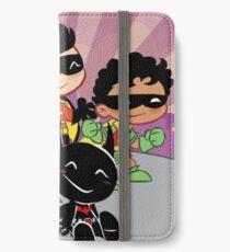 Bat Boys iPhone Wallet/Case/Skin