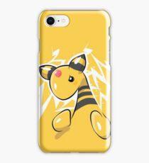 Ampharos Pokémon Silver and Pokémon Gold iPhone Case/Skin