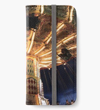 Spaß beim Festival iPhone Flip-Case