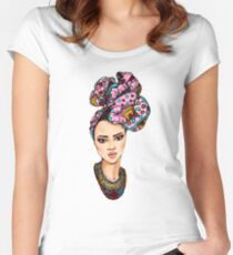 turbanista Women's Fitted Scoop T-Shirt