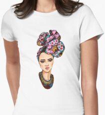 turbanista Women's Fitted T-Shirt