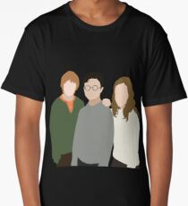 Why is it, when something happens, it is always you three? Long T-Shirt