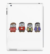 Penguin Geeks iPad Case/Skin