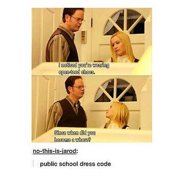 dress code by socrpen
