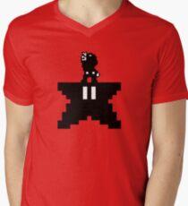 An Italian Plumber Mens V-Neck T-Shirt