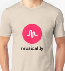Musically // Musical.ly Logo T-Shirt