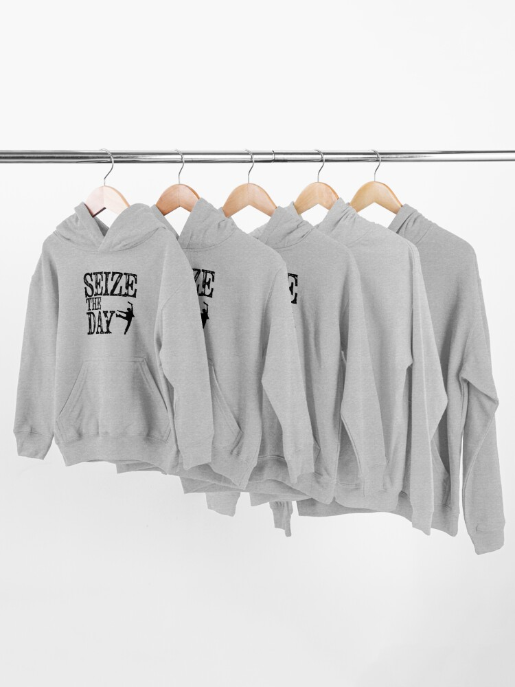 Alternate view of Open the Gates Kids Pullover Hoodie