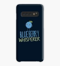 Funda/vinilo para Samsung Galaxy Blueberry Whisperer