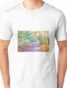 Fall Morning Unisex T-Shirt
