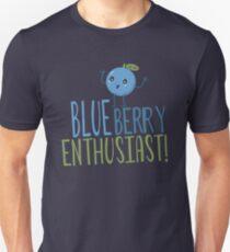 Blueberry Enthusiast T-Shirt